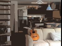 Sistema de som para ambientes pequenos